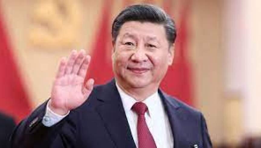 پیام تبریک رئیس جمهور چین به رئیس جمهور تازه انتخاب شده ایران