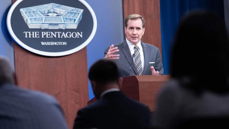 پنتاگون: طالبان باید به مذاکرات صلح بازگردند