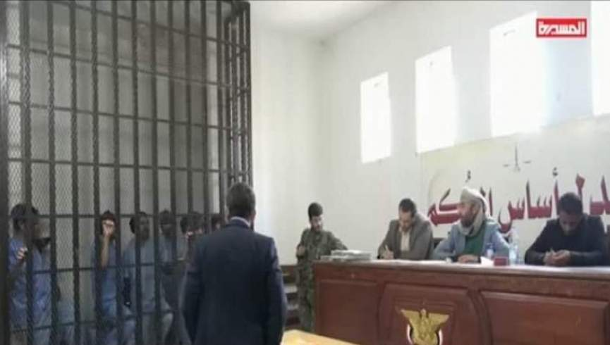 پنج جاسوس انگلیس در یمن به اعدام محکوم شدند