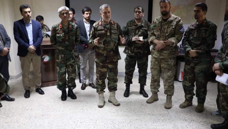 سرپرست وزارت دفاع: حملات وحشت نیروی هوایی دشمن