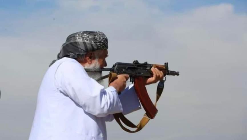 امیر محمد اسماعیل خان: من با طالبان با همان اسلحه ای که با شوروی می جنگم می جنگم