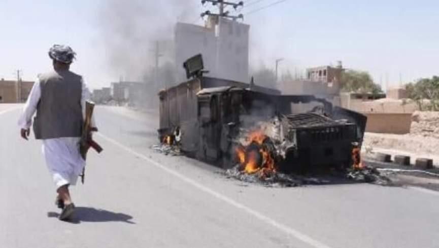 طالبان در درگیری های شب گذشته در هرات 50 نفر را کشته و زخمی کردند