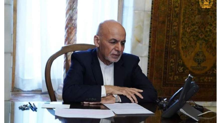 وزیر خارجه و وزیر دفاع آمریکا تلفنی با رئیس جمهور غنی گفت وگو کردند