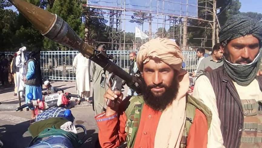 طالبان مسلح وارد جلال آباد شدند