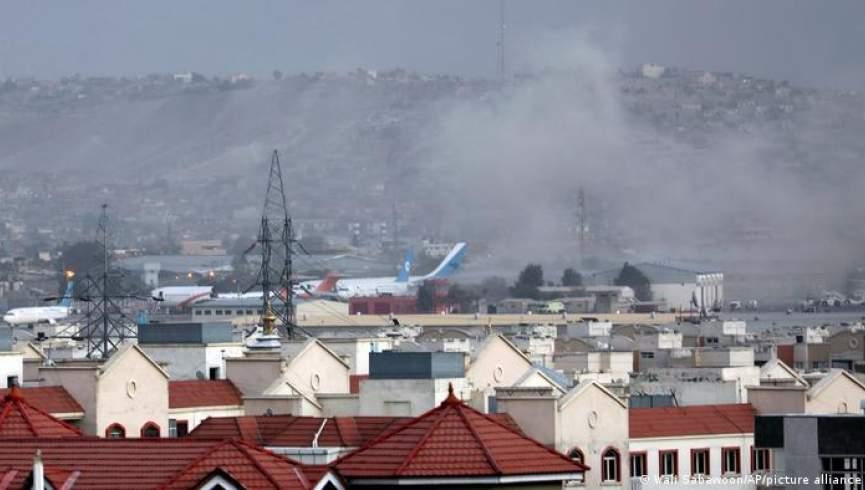 انفجار در کابل ؛  ایالات متحده و طالبان در حال پاسخگویی هستند
