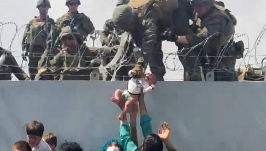 سازمان ملل: ده ها کودک افغان بدون والدین خود آواره شده اند