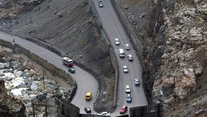 شاهراه کابل-جلال آباد مسدود شد